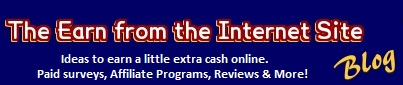 The Earn from the Internet Site Blog